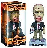 Zombie Merle Dixon Bobble Head Figure: Walking Dead x Wacky Wobbler Series