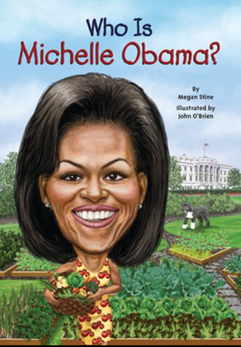 Who Is Michelle Obama? (Turtleback School & Library, used for sale  Delivered anywhere in USA