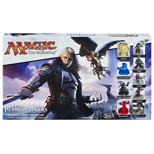Magic The Gathering: Arena of the Planeswalkers Shadows Over Innistrad Game (Board Terrain)