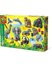 SES 011321 Creative Casting & Painting Animals Fun to Create Kit