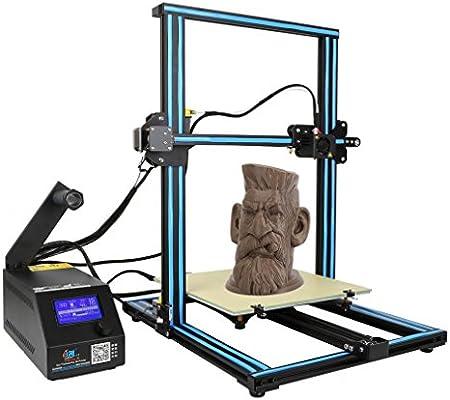 Creality CR-10 DIY 3D - Impresora 3D de alta precisión: Amazon.es ...