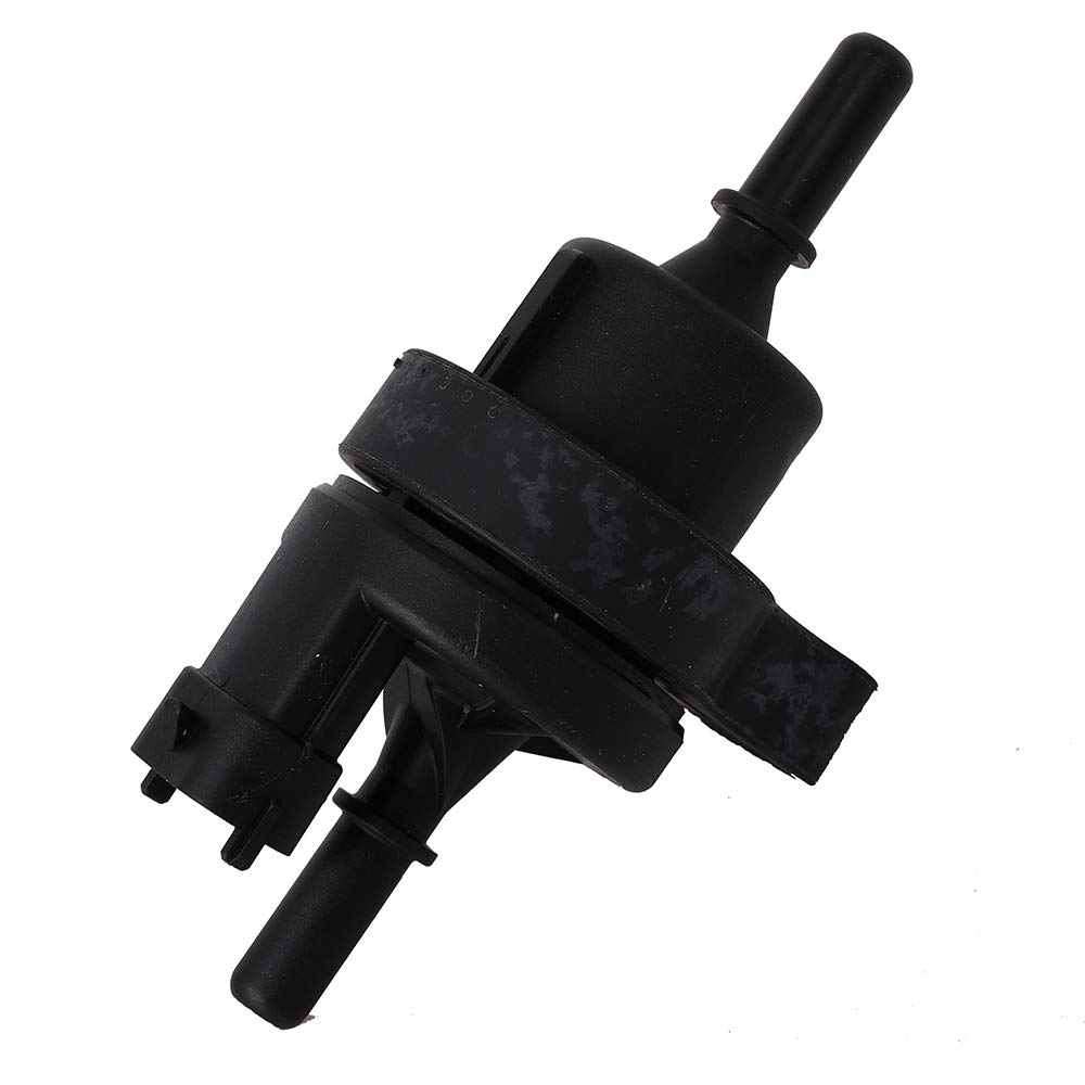 Evaporative Purge Solenoid Valve, Vapor Canister Purge Valve for Cadillac STS CTS SRX Chevrolet Camaro Saturn Vue - Canister Purge Valve Replaces# 214-1685 12611801 Shinehome