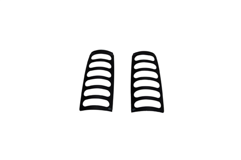 Auto Ventshade 36343 Slots Taillight Cover, 2 Piece