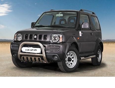 Diseño frontal de protección de rodapié Jimny de r0070 - 04: Amazon.es: Coche y moto