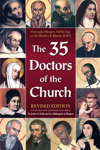 the 35 doctors of the church - 1