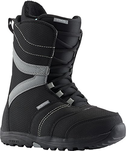 Burton Coco Snowboard Boots Black Womens Sz ()