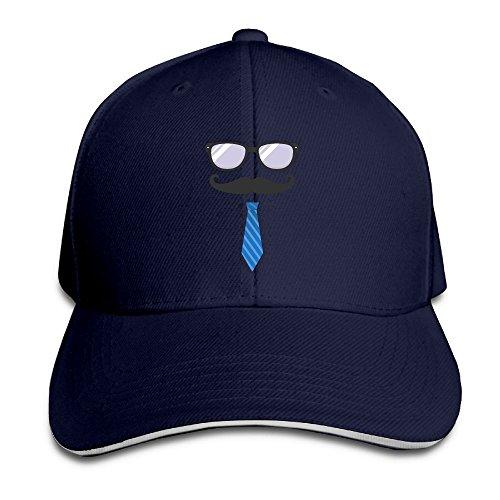 Beard and Sunglasses Women Baseball Cap Classic Adjustable Comfort Caps Hat Peaked Hat - Baseball To Best With Wear A Sunglasses Cap