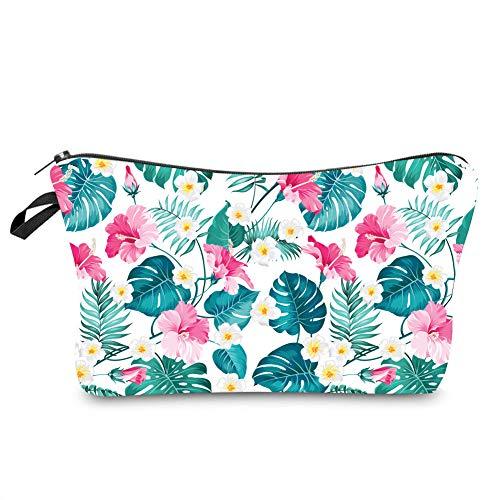 Jom Tokoy Hakuna Matata Makeup Bag Travel Case Cosmetic Bag (Palm 970)