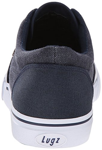 Lugz Mens Vet Mm Fashion Sneaker Blu / Bianco