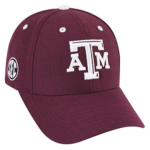 Top of the World NCAA-Triple Conference- Adjustable Hat Cap-Texas A&M Aggies