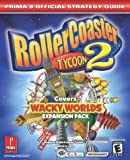 RollerCoaster Tycoon 2, Prima Temp Authors Staff and David Knight, 0761542728