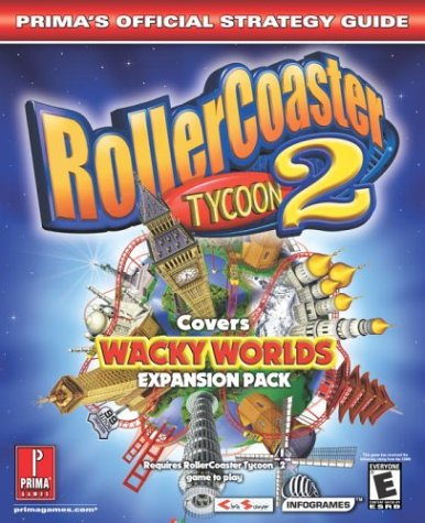 Download RollerCoaster Tycoon 2: Wacky Worlds (Prima's Official Strategy Guide) ebook