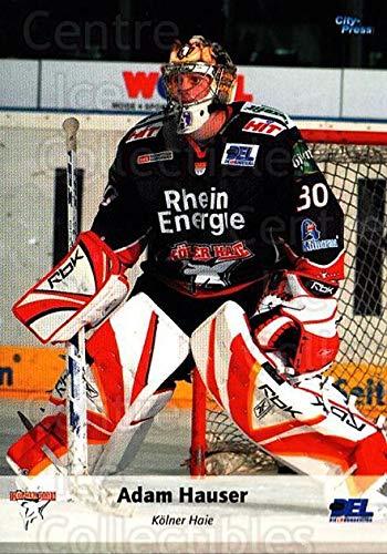 ((CI) Adam Hauser Hockey Card 2006-07 German DEL (base) 122 Adam Hauser)