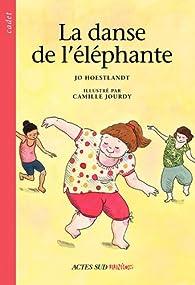 La danse de l'éléphante par Jo Hoestlandt