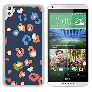 Popular Custom Designed Case For HTC Desire 816 With Fossil 41 White Phone Case