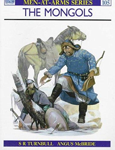 Mongols (Men-at-Arms)
