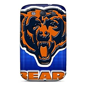 Perfect Chicago Bears Case Cover Skin For Galaxy S3 Phone Case