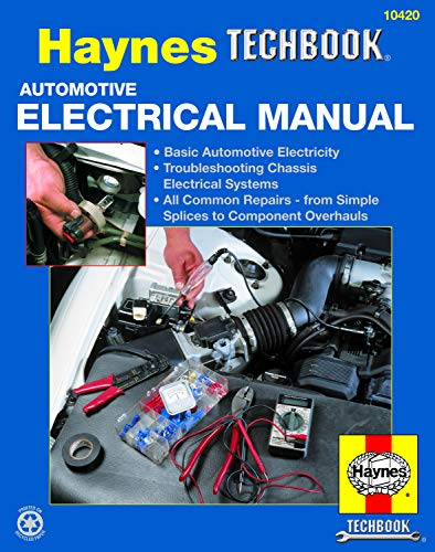 - Automotive Electrical Manual (Haynes Repair Manuals)