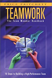 Service excellence price pritchett 9780944002025 amazon books teamwork the team member handbook fandeluxe Gallery
