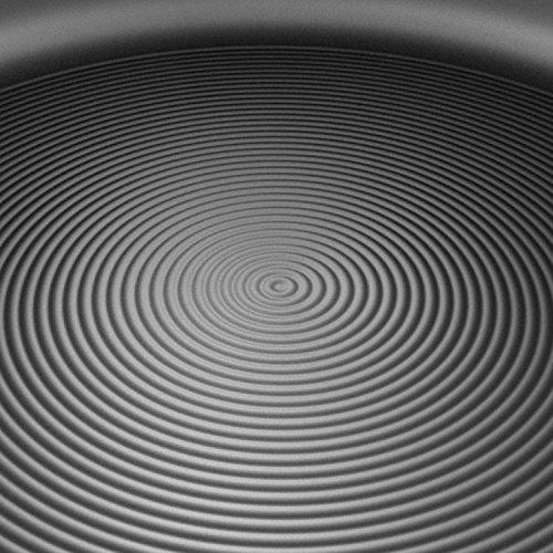 Circulon Contempo Hard Anodized Nonstick Skillets, Gray