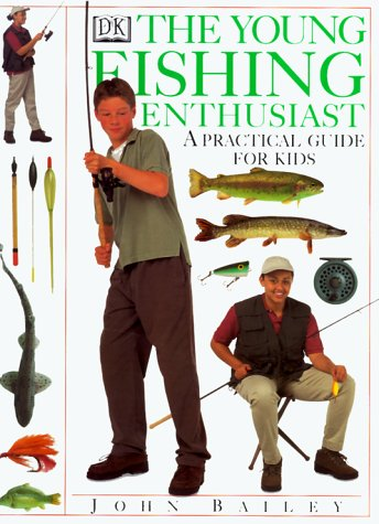 Young Fishing Enthusiast