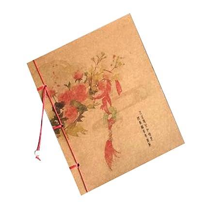 Cuaderno de papel Agenda de calendario de estilo chino ...