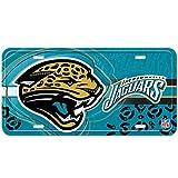 NFL Jacksonville Jaguars Street Flair Plate
