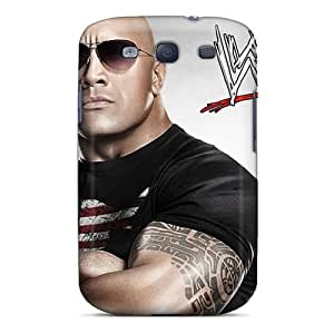Brand New S3 Defender Case For Galaxy (wwe 12 The Rock)
