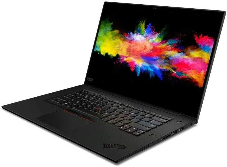 "Lenovo ThinkPad P1 Gen 2 Laptop, 15.6"" FHD (1920 x 1080), Intel Core i7-9850H, 16GB RAM, 512GB SSD,2, NVIDIA Quadro T2000, Windows 10 Pro (Renewed)"