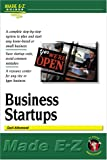 Business Start-Ups, Cecil Alderwood, 1563824965