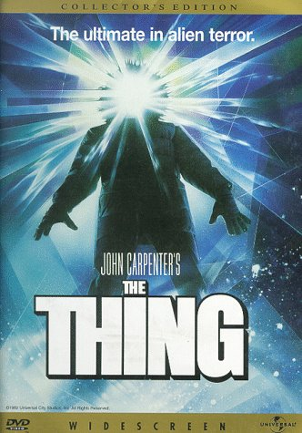 The Thing - Collector's (Halloween John Carpenter Scene)