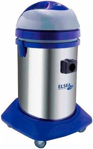 Elsea – Aspirador de agua y polvo (76 litros acero inoxidable ...