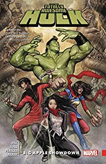 Amazon the totally awesome hulk vol 1 cho time the totally awesome hulk vol 3 big apple showdown fandeluxe Document