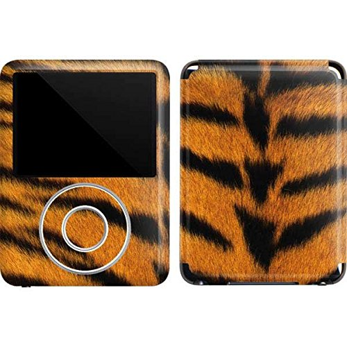 Animal Prints iPod Nano (3rd Gen) 4GB&8GB Skin - Tigress Vinyl Decal Skin For Your iPod Nano (3rd Gen) 4GB&8GB