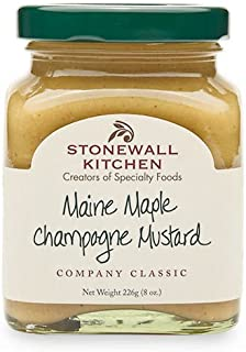 product image for Stonewall Kitchen Maine Maple Champagne Mustard, 8 Ounces