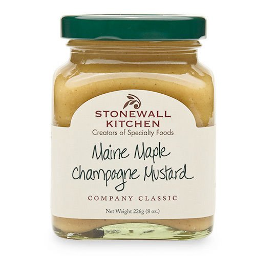 Stonewall Kitchen Maine Maple Champagne Mustard, ()