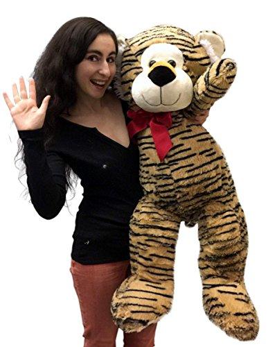 3 Foot Giant Stuffed Tiger 36 Inch Soft Big Plush Stuffed Animal