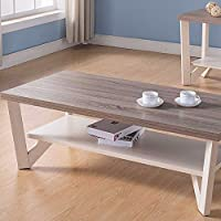Benzara BM148892 Stylish Center Display Coffee Table