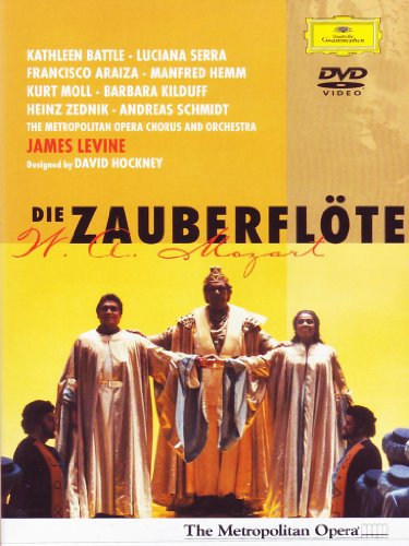 Mozart - Die Zauberflöte (The Magic Flute) by BATTLE/LEVINE/MET