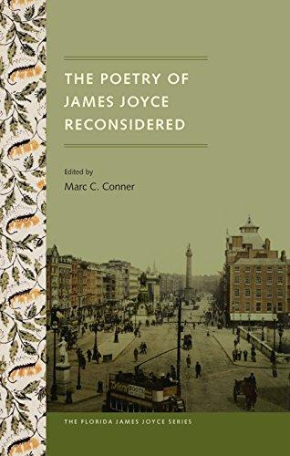 The Poetry of James Joyce Reconsidered (Florida James Joyce) pdf