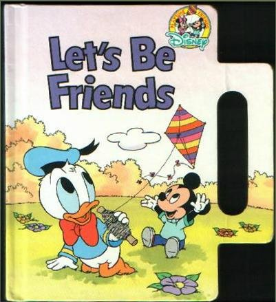 Let's be friends (Disney babies out & around)