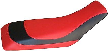 Honda TRX 400 EX negro y rojo rayas funda de asiento ...