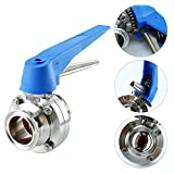 """1""""(1inch)FLOW SOLUTIONS Tri Clamp Sanitary"""