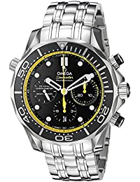 Men's 21230445001002 Analog Display Swiss Automatic Silver Watch