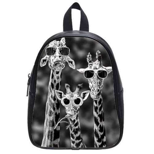 Fine Workmanship Sunglass Giraffe Theme lovely child,PU Leather,School Bags for - Sunglasses Fine