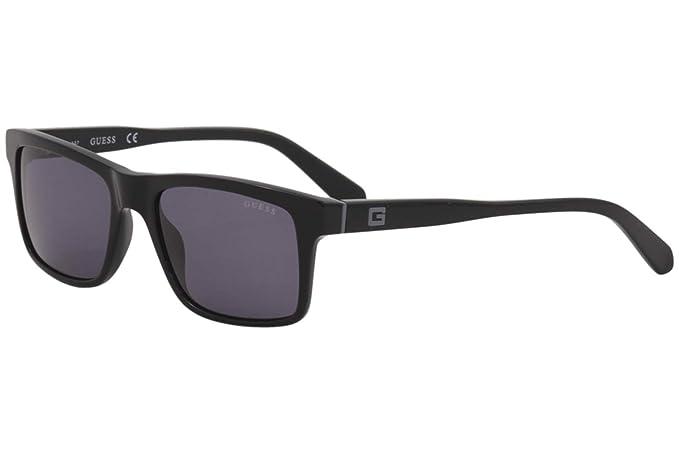 Amazon.com: anteojos de sol Guess GU 6886 Gu 6886 01 A Negro ...
