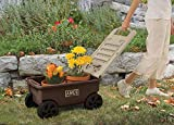 AMES 1123047100 Buddy Lawn and Garden Cart, 2-Cubic