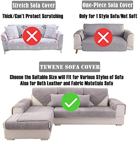 home, kitchen, home décor, slipcovers,  sofa slipcovers 12 on sale TEWENE Couch Cover, Sofa Cover Couch Covers Sectional deals
