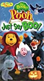 The Book of Pooh - Just Say Boo [VHS]