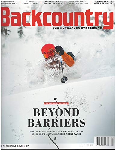 Backcountry Magazine Issue 127 2019